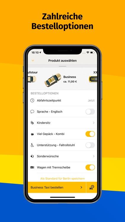 Taxi Berlin screenshot-4