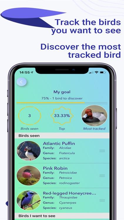 Birdify - Bird Identifier screenshot-4