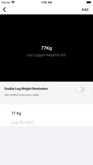 Revamp Fitness screenshot 1