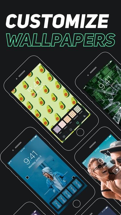 LiveWallp Widget – Themes DIY
