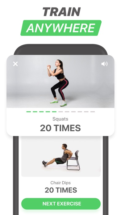 Fitness Coach & Diet: FitCoach Screenshot