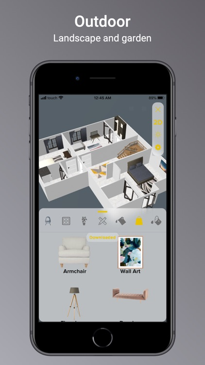 Spruce - 3D Home Design screenshot-3