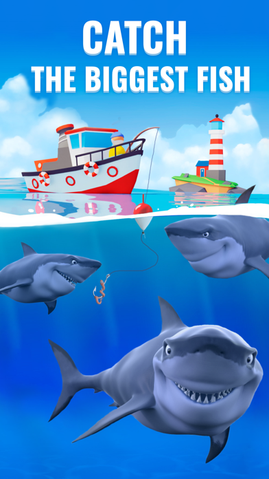 Fish idle: Hooked Fishing Game free Crystals hack