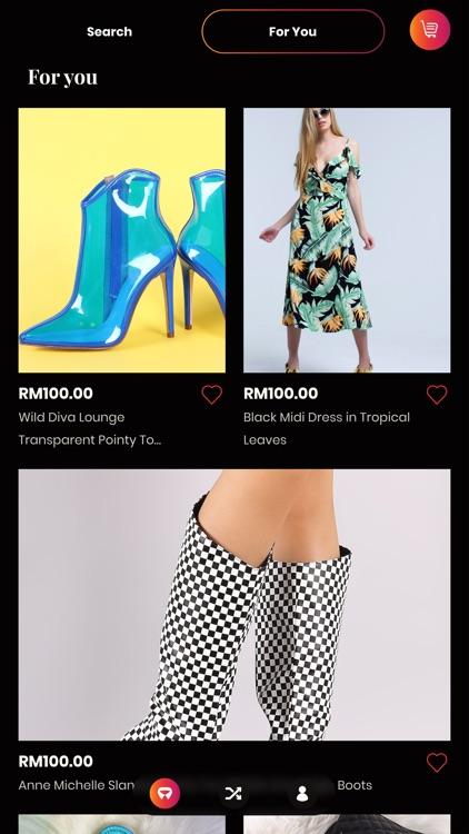 Ombré - Your Fashion Stylist screenshot-3