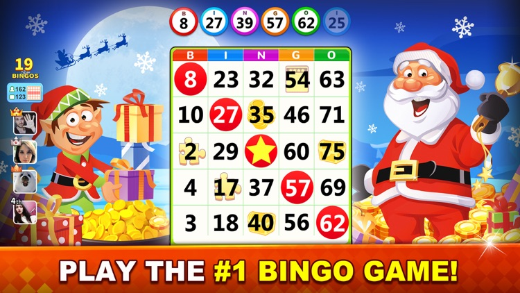 Bingo! Live Story Bingo Games screenshot-0