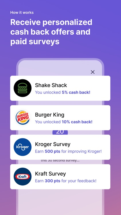 Pogo: Receipt-Free Rewards screenshot-7