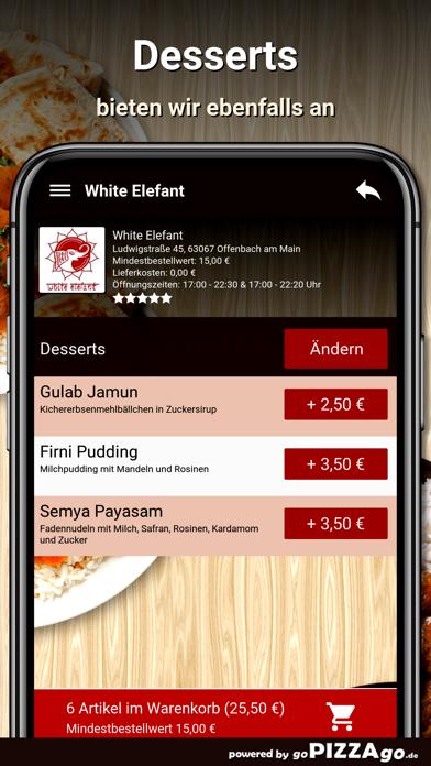 White Elefant Offenbach Main screenshot 5