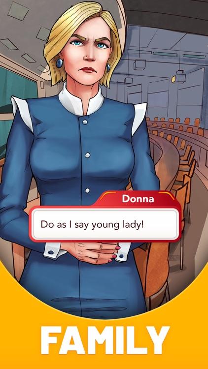 Scandal: Interactive Stories screenshot-3