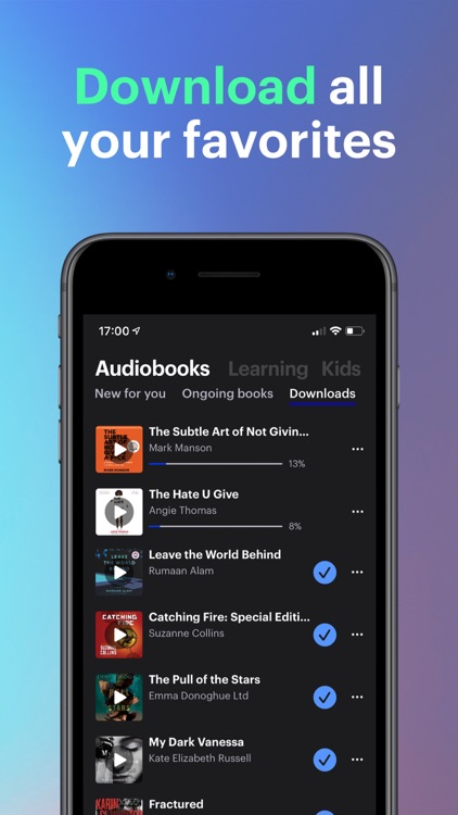 Anyplay Audio books & Podcasts screenshot-5