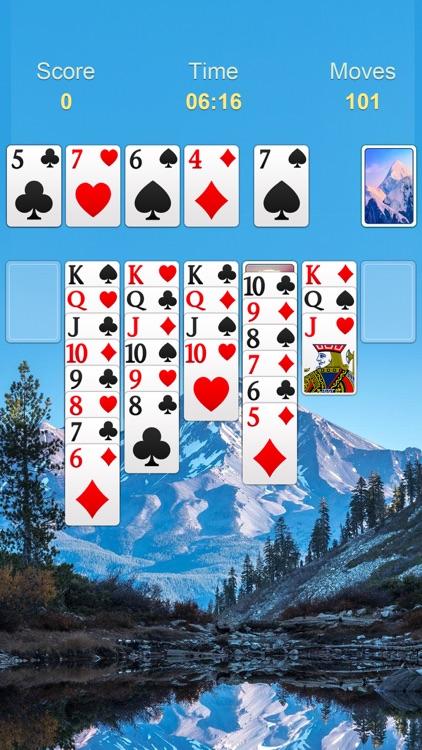 Solitaire - Brain Puzzle Game screenshot-3