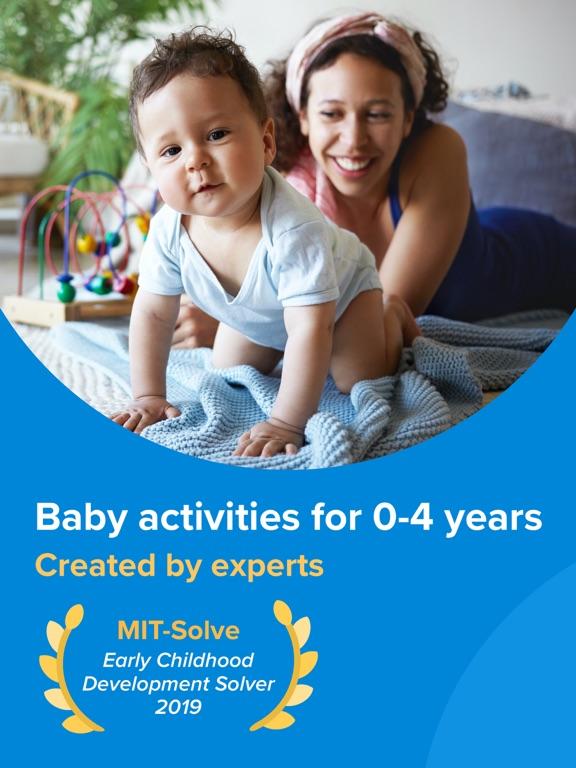Kinedu | Baby Development Activities and Milestone screenshot