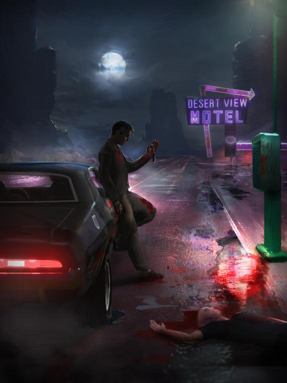 Vampire — Night Road screenshot 8