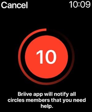 Briive Tìm điện thoại của tôi