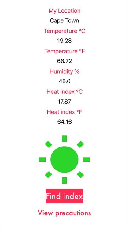 HeatMe - Worker Safety