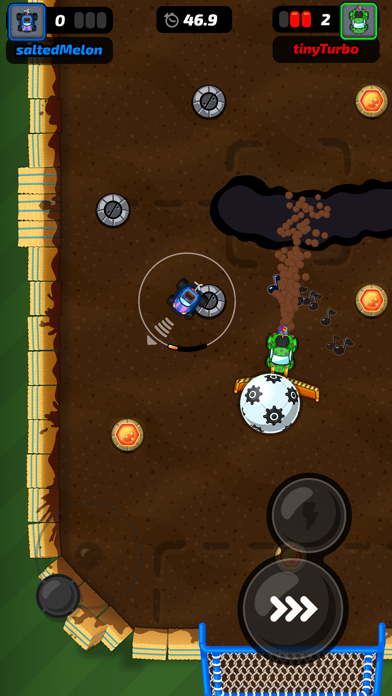 Motorball screenshot 2