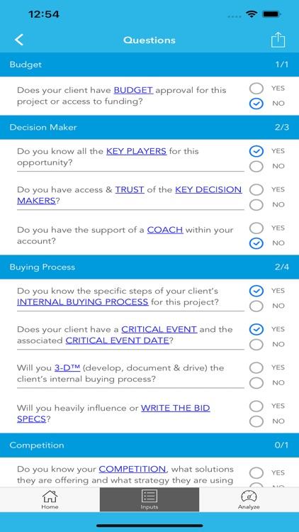 Sales Strategizer screenshot-4