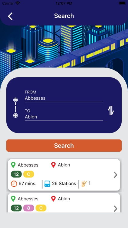 Paris Metro Routes and Map screenshot-4