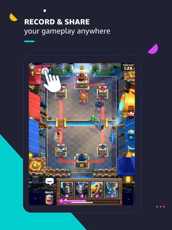 GameOn: Record Game Clips screenshot 5