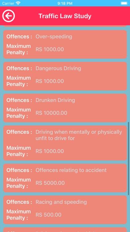 Driving Skills Training screenshot-4