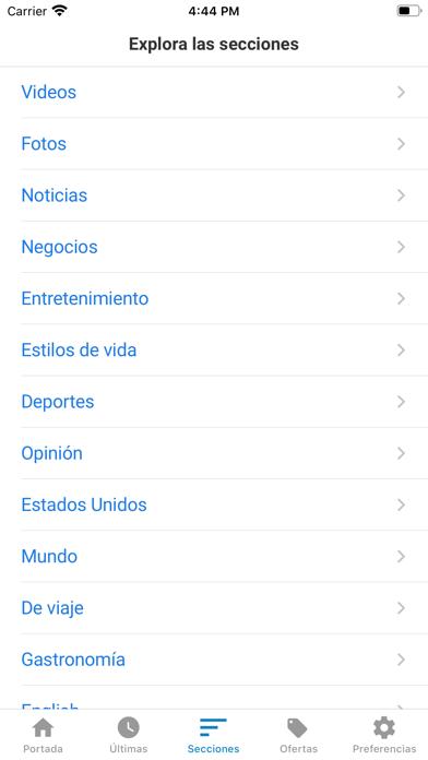 El Nuevo Día Screenshot