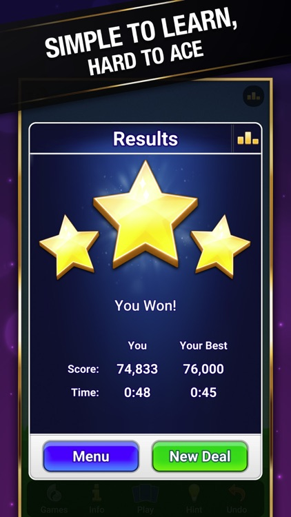 Aces Up Solitaire · screenshot-5
