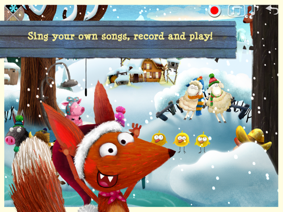 Little Fox Nursery Rhymes Screenshots