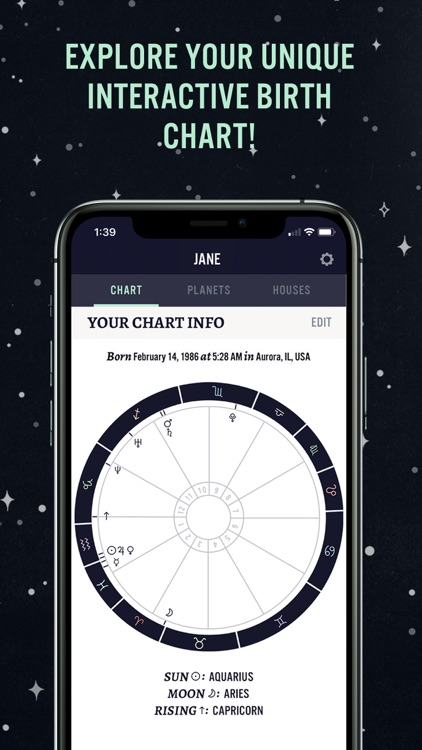 Sanctuary Astrology: Horoscope