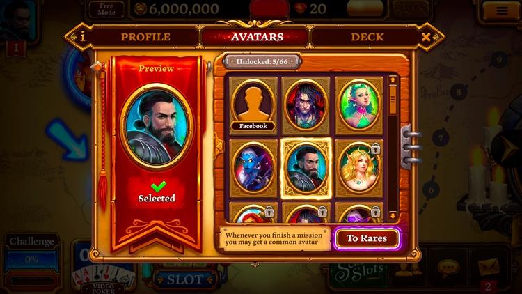Texas Holdem - Scatter Poker screenshot-7