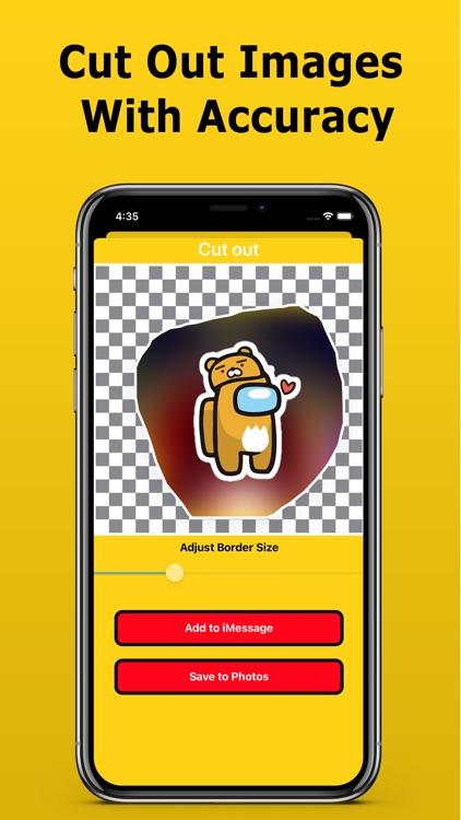 Sticker Maker For Among Us Mod screenshot-3