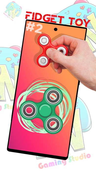Screen Shot Fidget Toys Box Destress pops 4
