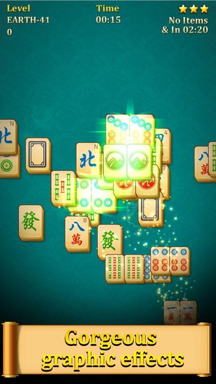 Mahjong Solitaire: Classic screenshot-5