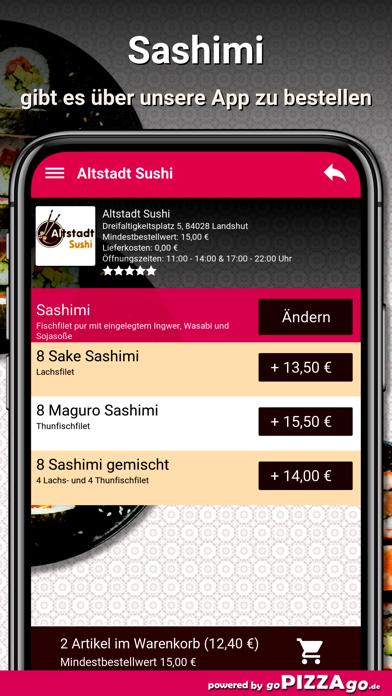 Altstadt Sushi Landshut screenshot 6