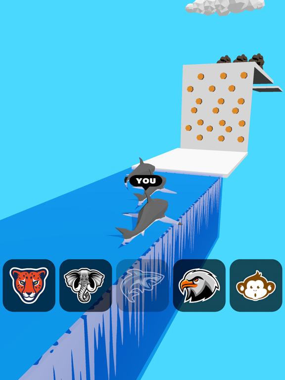 Animal Transform:Epic Race 3D screenshot 8
