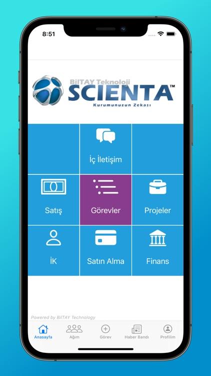 BilTAY Technology SCIENTA