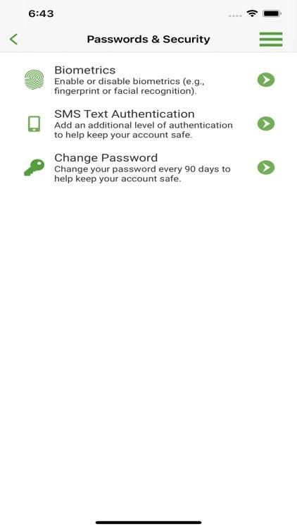 Woodforest Mobile Banking screenshot-6