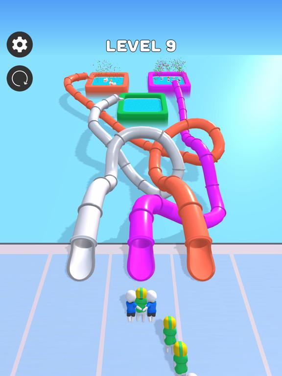 Aquapark Sort screenshot 7