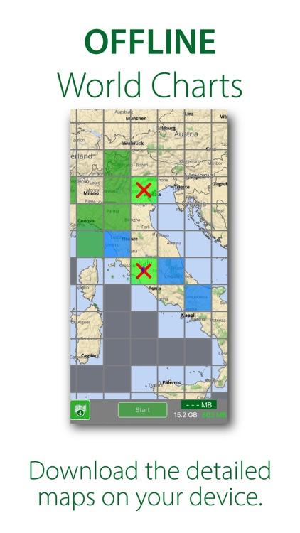 Terra Map: GPS Hiking maps screenshot-4