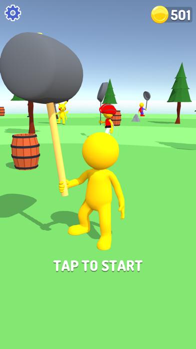 Smashers .io screenshot 1