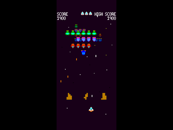 Invaders From Space Ad-Free screenshot 7