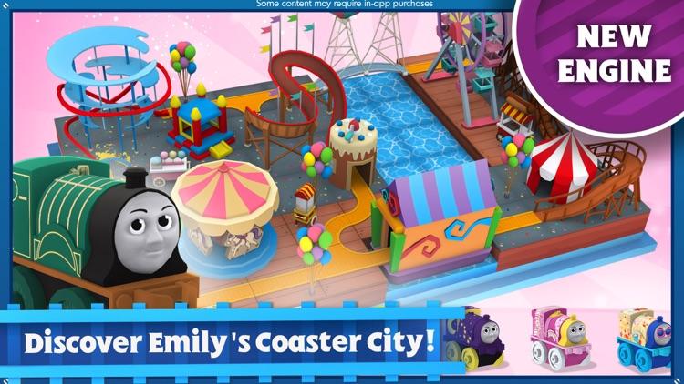 Thomas & Friends Minis screenshot-0