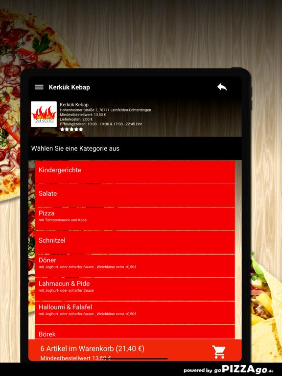 Kerkük Kebap Leinfelden screenshot 8