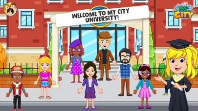 My City : University