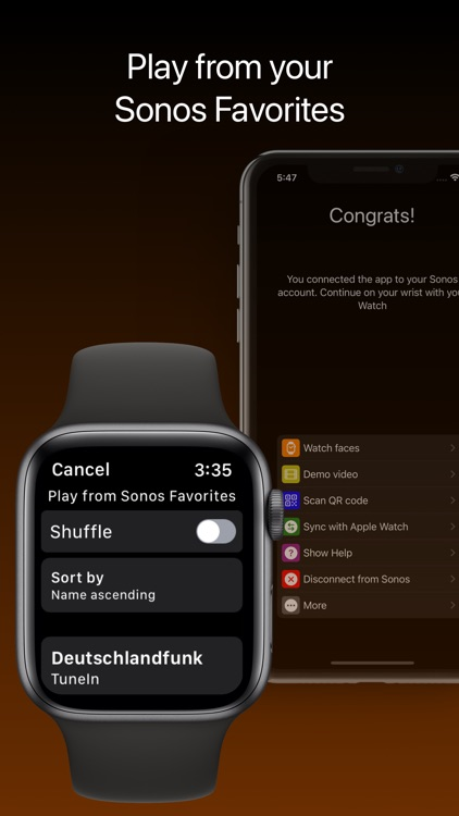 Lyd - Watch Remote for Sonos screenshot-4