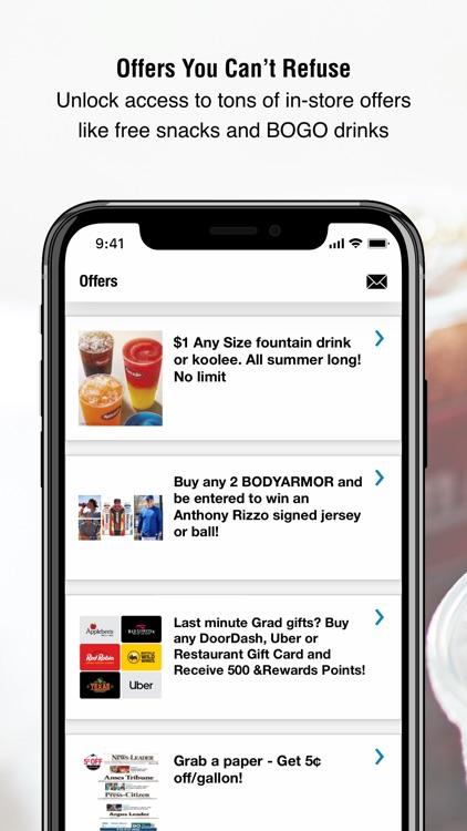 Kum & Go: Fuel Rewards, Food screenshot-7