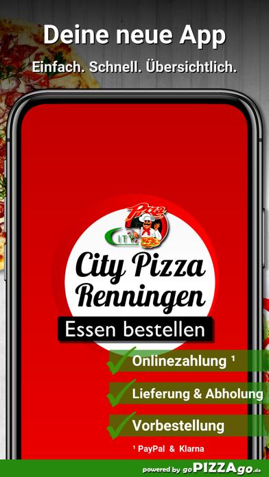 City Pizza Renningen screenshot 1