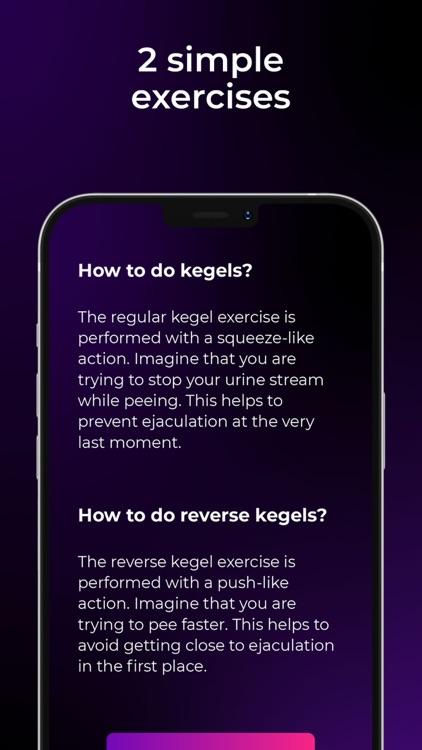 Kegel Exercises for Men