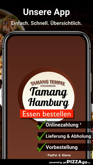 Tamang-Tempel Hamburg screenshot 1