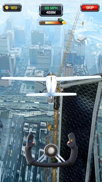 Crazy Plane Landing screenshot 7