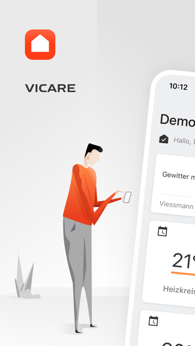 ViCareScreenshot von 1