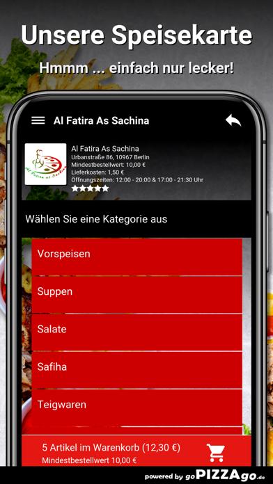 Al Fatira As Sachina Berlin screenshot 4
